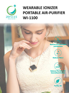 Wearable Ionizer WI1100
