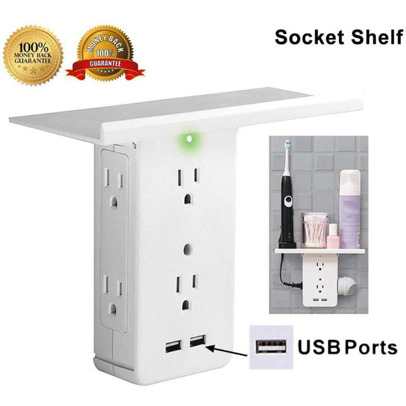 Socket Shelf
