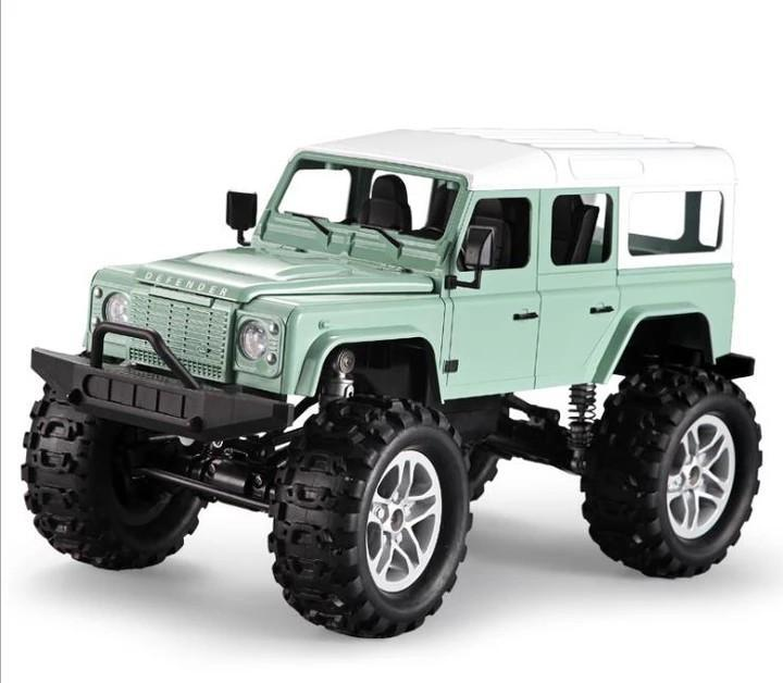 Only 60% OFF Today - Land Rover Defender Model Remote Control Car