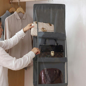 50%OFF - Hanging Handbag Purse Organizer