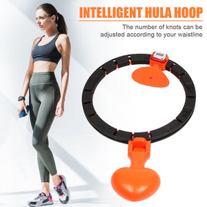 HULA HOOPS THAT WILL NOT FALL