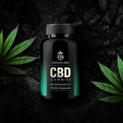 CBD Gummies: Why These Edibles Are Becoming Popular