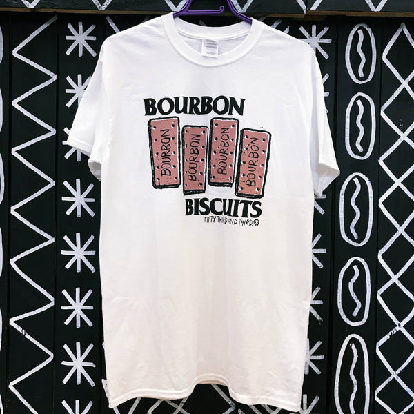 BOURBON BISCUITS T-SHIRT