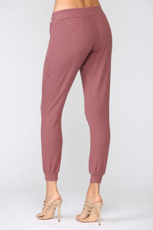 Brushed Jogger Sweatpant