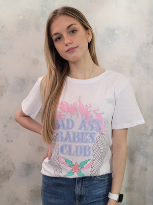 Babe Club Graphic Tee