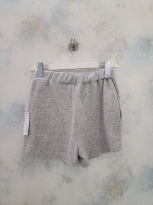 Brushed Fleece Pull On Short