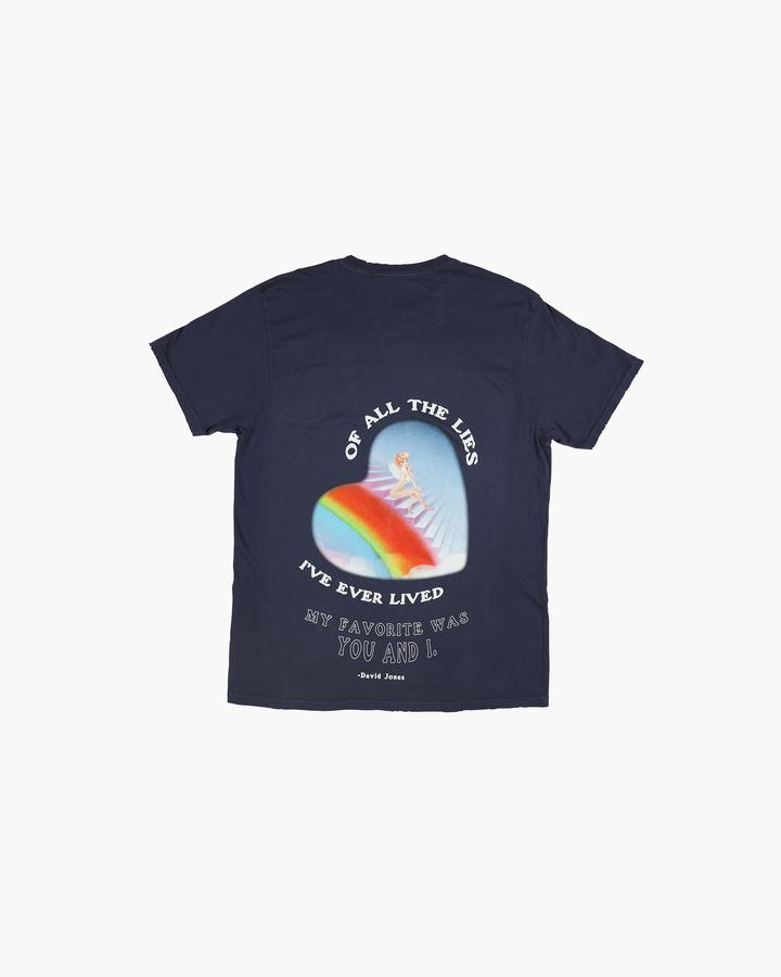 "Boys Lie - Short Sleeve ""My Favorite Lies"" Tee"