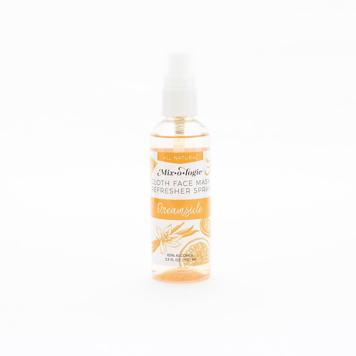 Face Mask Refresher Spray - Dreamsicle