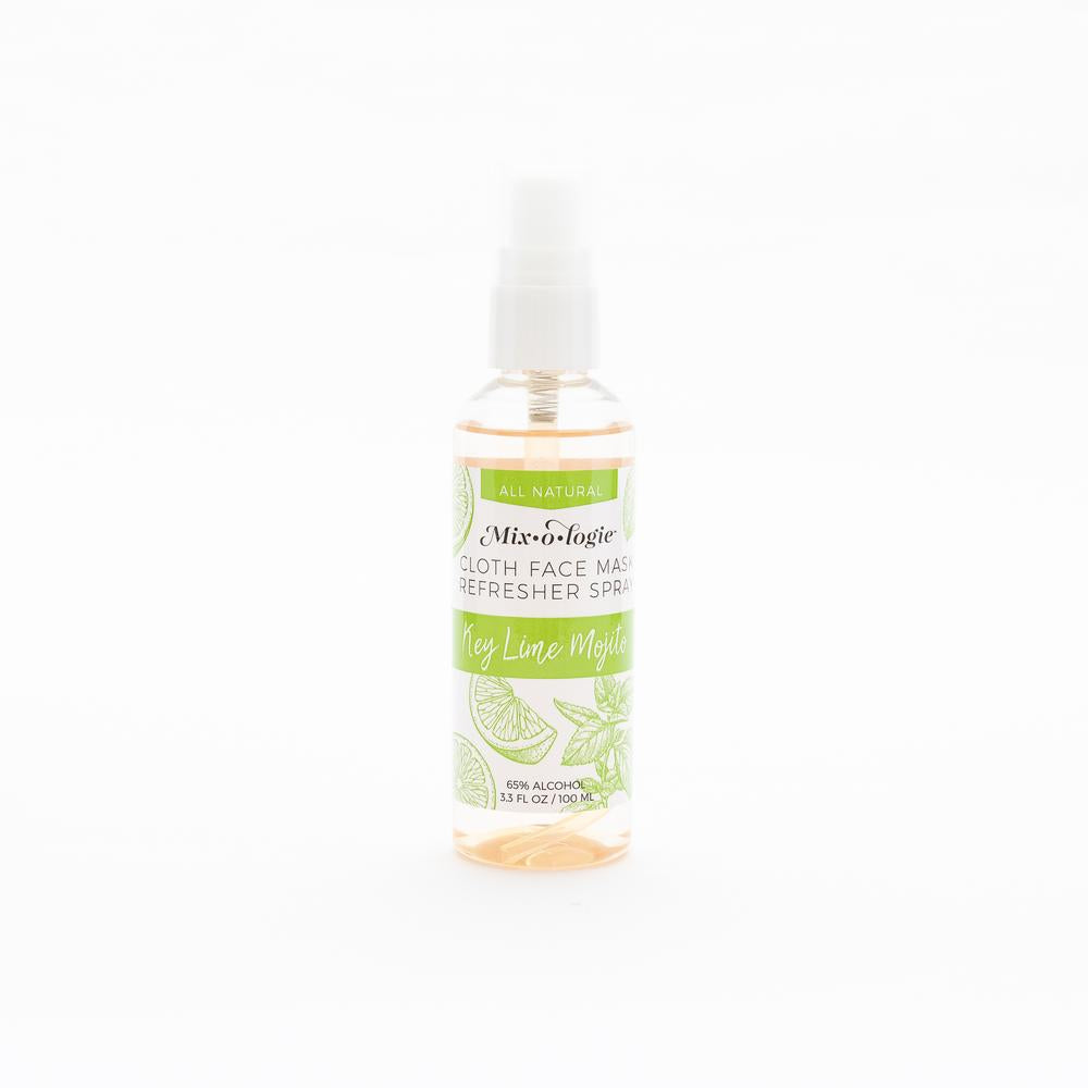 Mixologie Face Mask Refresher - Key Lime