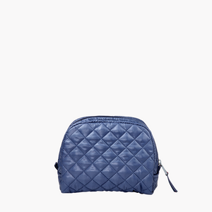 OLIVER THOMAS - QUILTED COSMETIC CASE