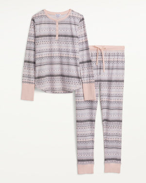 Splendid - Thermal Pajama Top