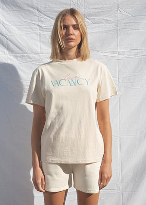 Vacancy Supply - Late Checkout Tee