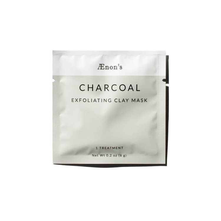 Aenon's - Charcoal Clay Mask