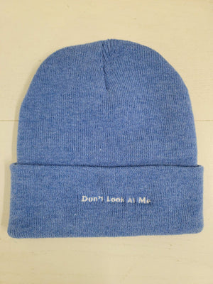 Chixie Street - 'Don't Look At Me' Beanie
