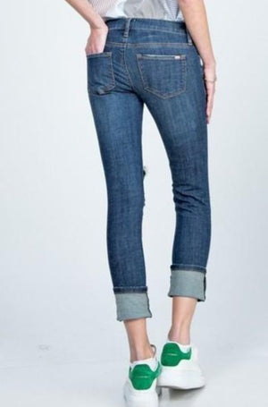 Special A - Low Rise Distressed Jean