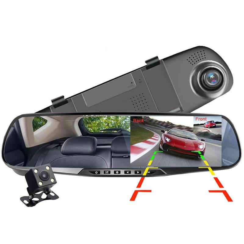 LCD DVR Video Dash Cam Recorder| 1080P FHD CAMERA