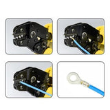 Wire Terminals Crimper