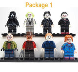 【🔥2020 New】Halloween character Minifigures