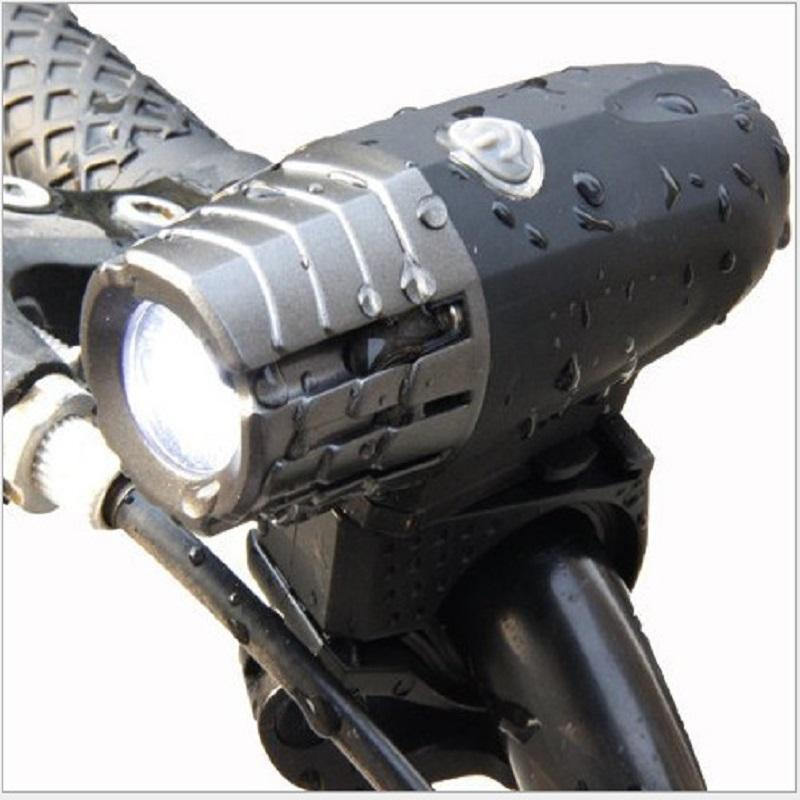 Super Bright Waterproof Bike Front And Tail Warning Light With USB Charging