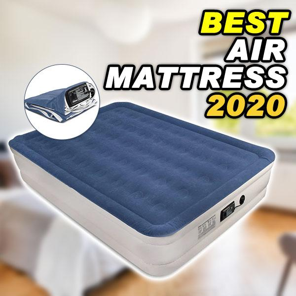 Comfortable Inflatable Air Mattress【Free shipping】