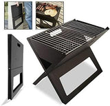 Foldable Charcoal Grill for Outdoor Cooking Camping Hiking Picnics Garden Travel【Free Shipping】