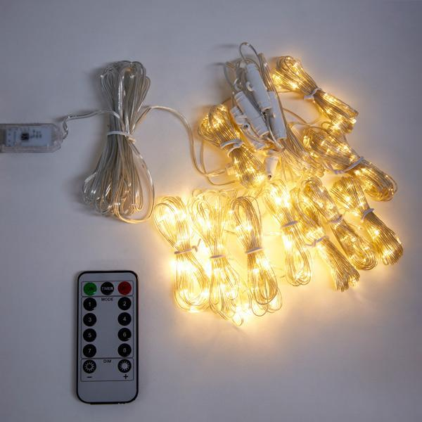 USB Powered LED Waterfall Light