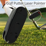 Golf Putter Laser Pointer-Perfect Training Practice Tool