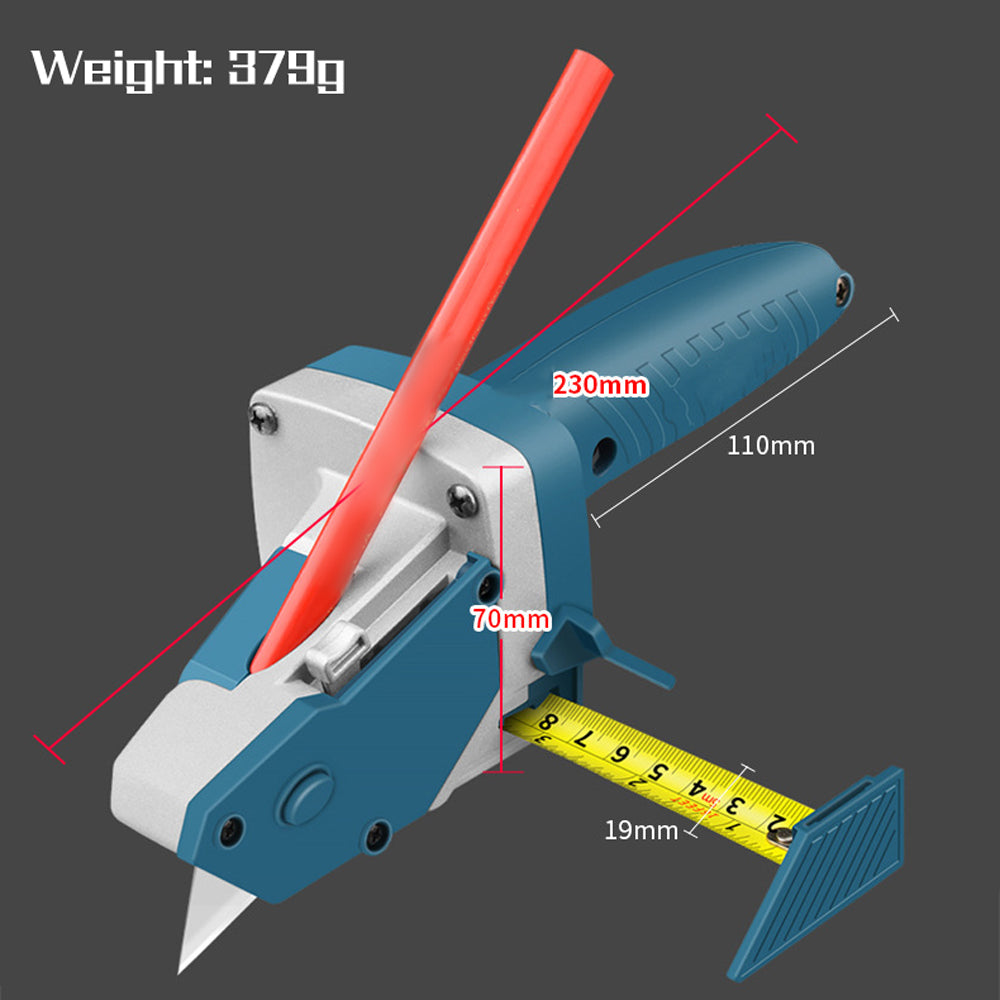 🎅Multifunctional Woodworking Gypsum Board Cutting Tool