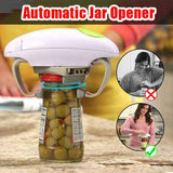 Automatic Jar Opener - Hands Free