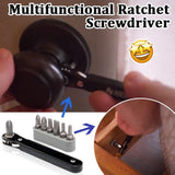 Multifunctional Ratchet Screwdriver