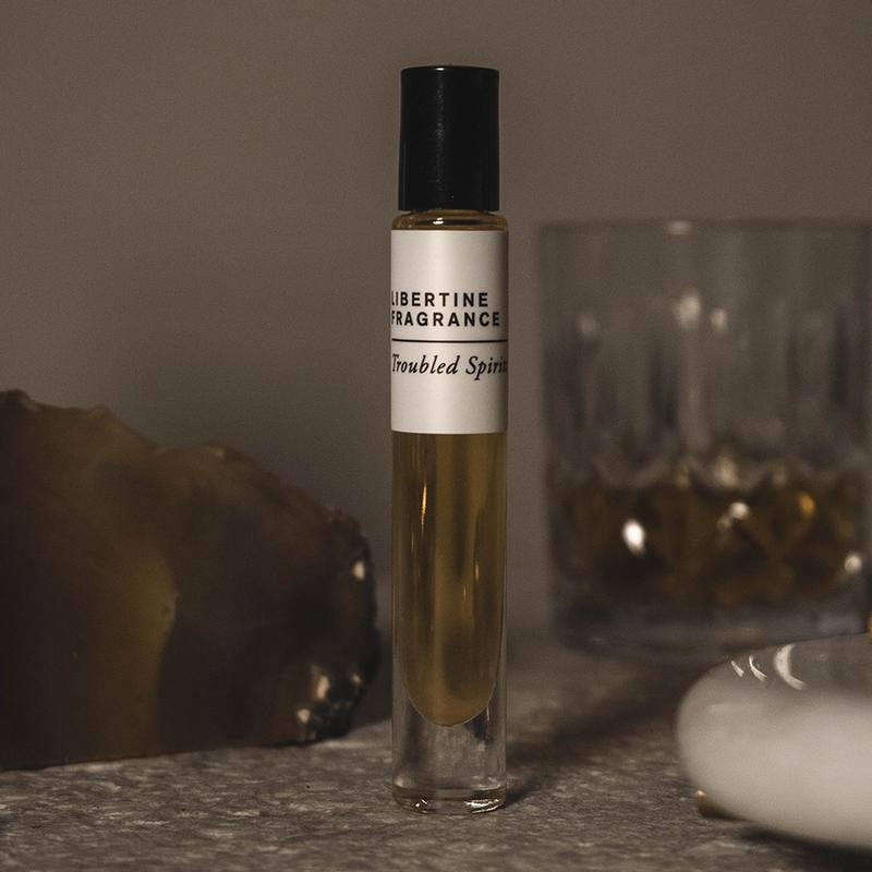 TROUBLED SPIRT perfume oil