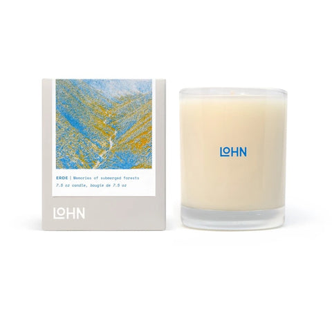 ERDE 7.5oz candle