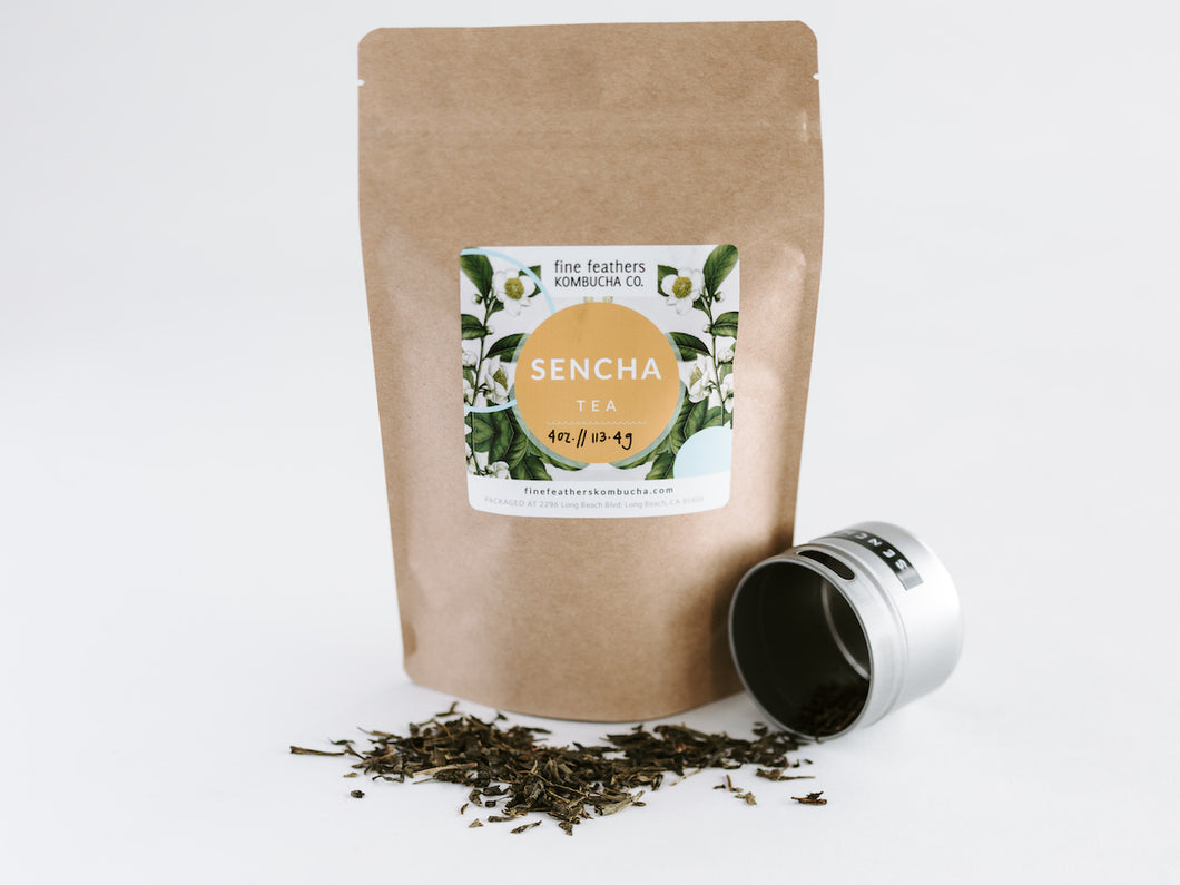 Sencha Green Tea (Organic) - 4oz