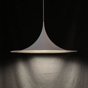Large Semi Pendant Lamp by Claus Bonderup and Torsten Thorup for Fog & Mørup