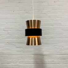 Load image into Gallery viewer, Jo Hammerborg Pendant Saturn Lamp for Fog & Mørup, Denmark, 1960s