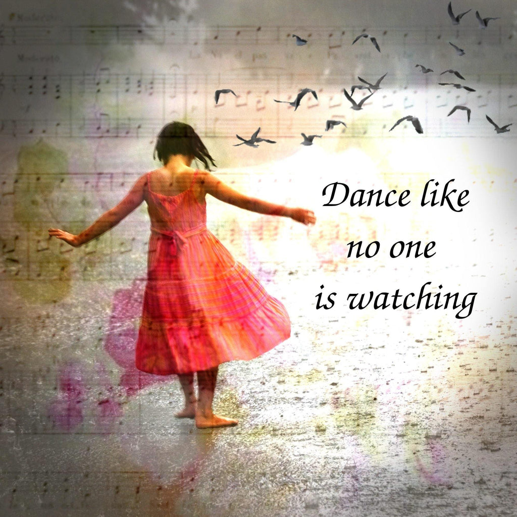 Dancing Life to the Beat of Your Own Drum-Morgyn Danae Wellness