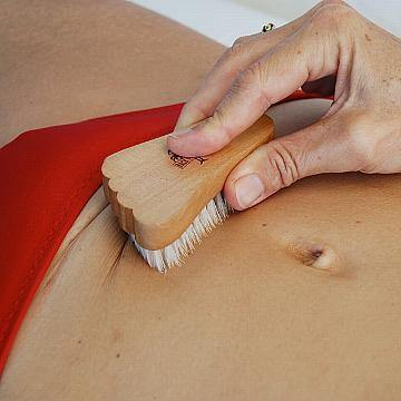 C-Section Recovery: Dry Skin Brushing-Morgyn Danae Wellness