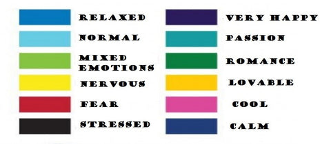 How color affects your mood - How colors affect your mood ...
