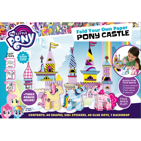 My Little Pony - CASTLE SET