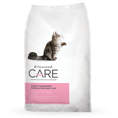Diamond Care - Control de Peso Gato