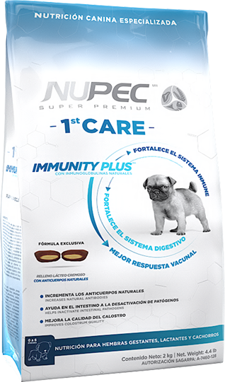 NUPEC - First Care - Sabor Pollo