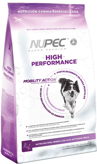 NUPEC - High Performance - Sabor Pollo