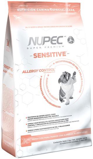 NUPEC - Sensitive - Sabor Pollo