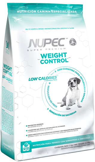 NUPEC - Weigh Control - Sabor Res