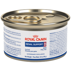 Royal Canin Renal Support D Morsels In Gravy Gato Húmedo