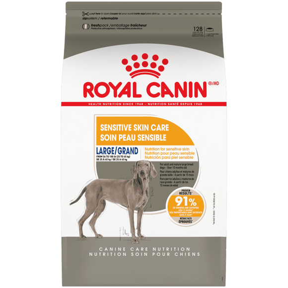 Royal Canin Large Sensitive Skin Care