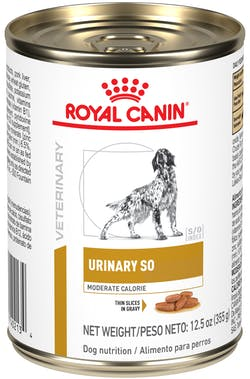 Royal Canin Urinary SO Mod Cal Morsels In Gravy Húmedo