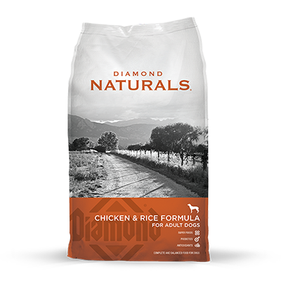 Diamond Naturals - Adulto - Sabor Pollo y Arroz