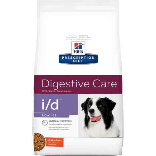 HILL'S PRESCRIPTION DIET CANINO i/d low fat