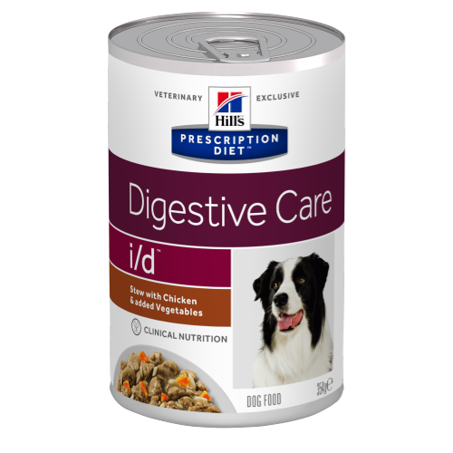 HILL'S PRESCRIPTION DIET CANINO i/d (lata estofado)